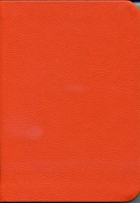 Biblia revideált Károli kicsi egyszerű (narancs)
