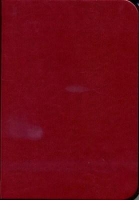 Biblia revideált Károli kicsi egyszerű (bordó) (műbőr)