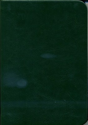 Biblia revideált Károli kicsi egyszerű (sötétzöld) (műbőr)