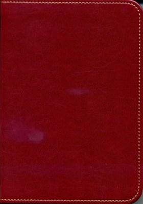 Biblia revideált Károli kicsi díszvarrott (bordó) (díszvarrott műbőr)
