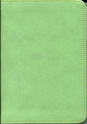 Biblia revideált Károli kicsi díszvarrott (világoszöld) (díszvarrott műbőr)