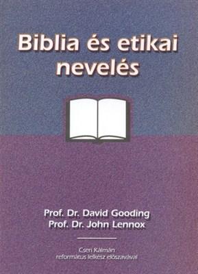 Biblia és etikai nevelés (papír)