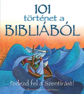 101 történet a Bibliából (keménytáblás)