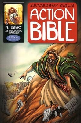 Action Bible 3. Az exodustól Józsuéig (papír)