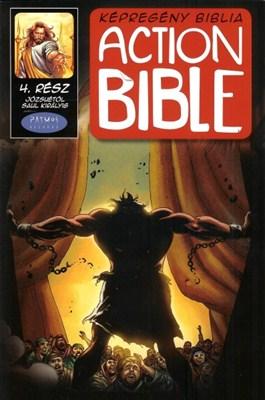 Action Bible 4. Józsuétól Saul királyig (papír)