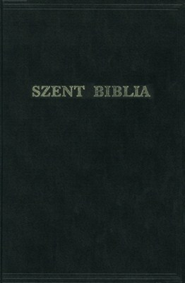 Biblia Károli fordítás, nagybetűs (keménytáblás)