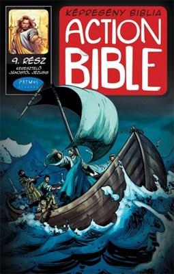 Action Bible 9. Keresztelő Jánostól Jézusig (papír)