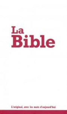 Francia Biblia Segond 21, fehér (Papír)