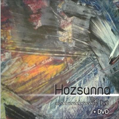 Hozsánna CD+DVD