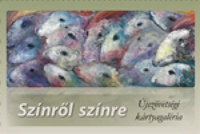 Színről színre Újszövetségi kártyagaléria (papír)