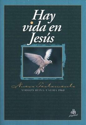 Spanyol Újszövetség Hay vida en Jesús (papír)