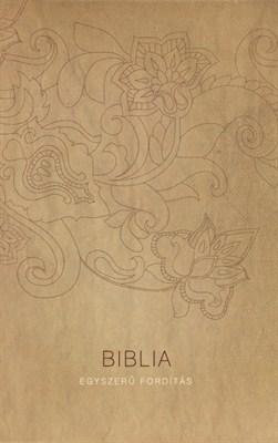 Biblia egyszerű fordítás női borító (Papír)