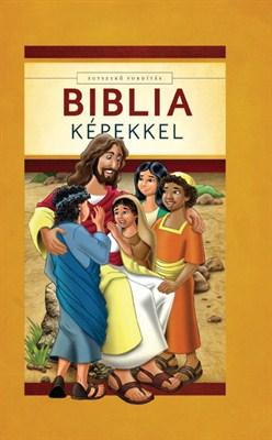 Biblia egyszerű fordítás gyermekeknek (Keménytáblás)