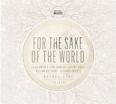 For the Sake of the World CD+DVD