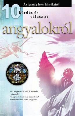10 kérdés és válasz az angyalokról (Leporelló)