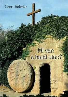 Mi van a halál után? (Papír)