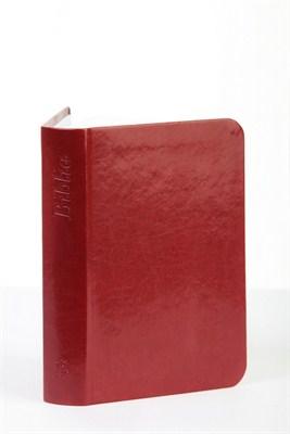 Biblia revideált Károli nagy egyszerű (bordó) (műbőr)
