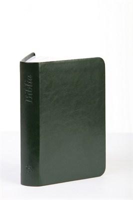 Biblia revideált Károli nagy egyszerű (zöld) (műbőr)