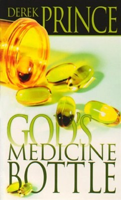 God's Medicine Bottle (Paperback / Papír)