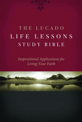 The Lucado Life Lessons Study Bible (Hardback / keménytáblás)