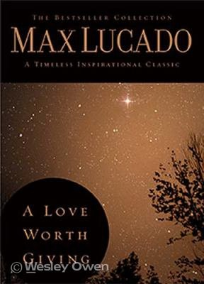 A Love Worth Giving (Hardback / Keménytáblás)