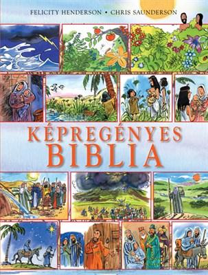 Képregényes Biblia