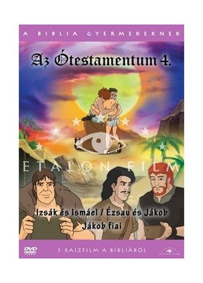 A Biblia gyermekeknek - Az Ótestamentum 4.
