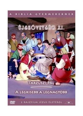 A Biblia gyermekeknek - Újtestamentum 11.