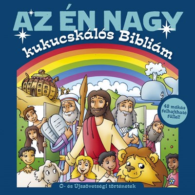 Az én nagy kukucskálós Bibliám (Keménytáblás)