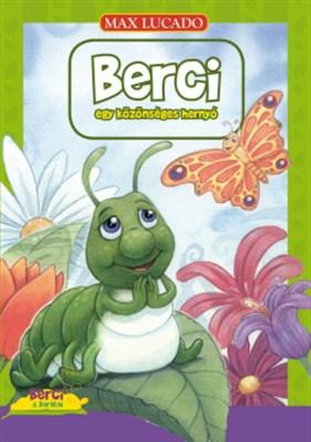 Berci - egy közönséges hernyó (Papír)