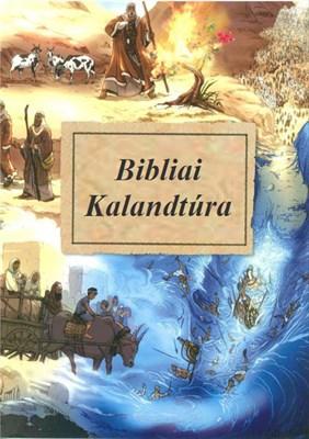 Bibliai Kalandtúra (Spirálozott)