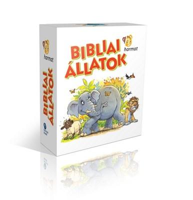 Bibliai állatok (Keménytáblás)