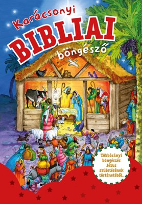 Karácsonyi bibliai böngésző (Keménytáblás)