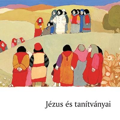 Jézus és tanítványai (Füzet)
