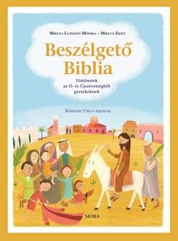 Beszélgető Biblia (Keménytáblás)