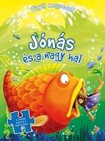 Jónás és a nagy hal (Keménytáblás)