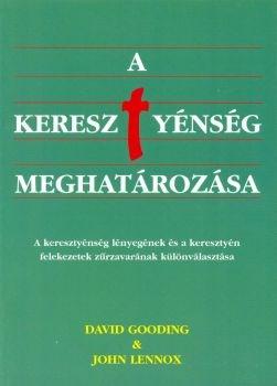 A keresztyénség meghatározása (Papír)