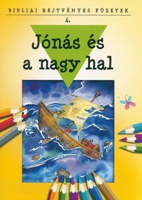 Jónás és a nagy hal (Füzet)