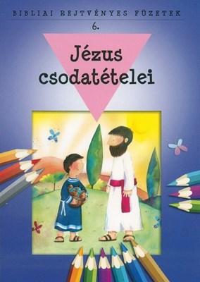 Jézus csodatételei (Füzet)