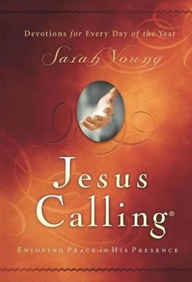 Jesus Calling (Hardback)