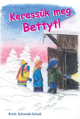 Keressük meg Bettyt! (Papír)