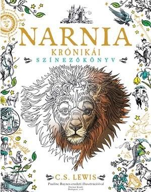 Narnia krónikái – Színezőkönyv (Papír)