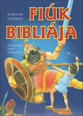 Fiúk Bibliája (Keménytáblás)