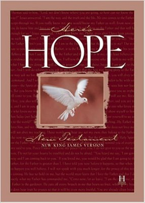 Here's Hope New Testament New King James Version (Paperback)
