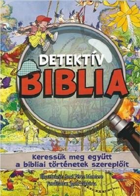 Detektív Biblia (Füzetkapcsolt)
