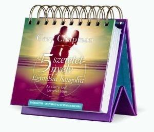 Az 5 szeretetnyelv – öröknaptár (Spirálozott)