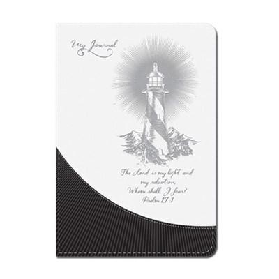 Exkluzív műbőr angol napló világítótorony (Lux Leather)