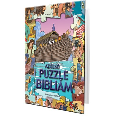 Az első Puzzle Bibliám (Keménytáblás)