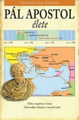 Pál apostol élete (Leporelló)