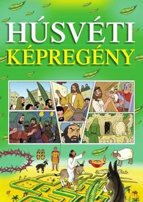 Húsvéti képregény (Füzetkapcsolt)